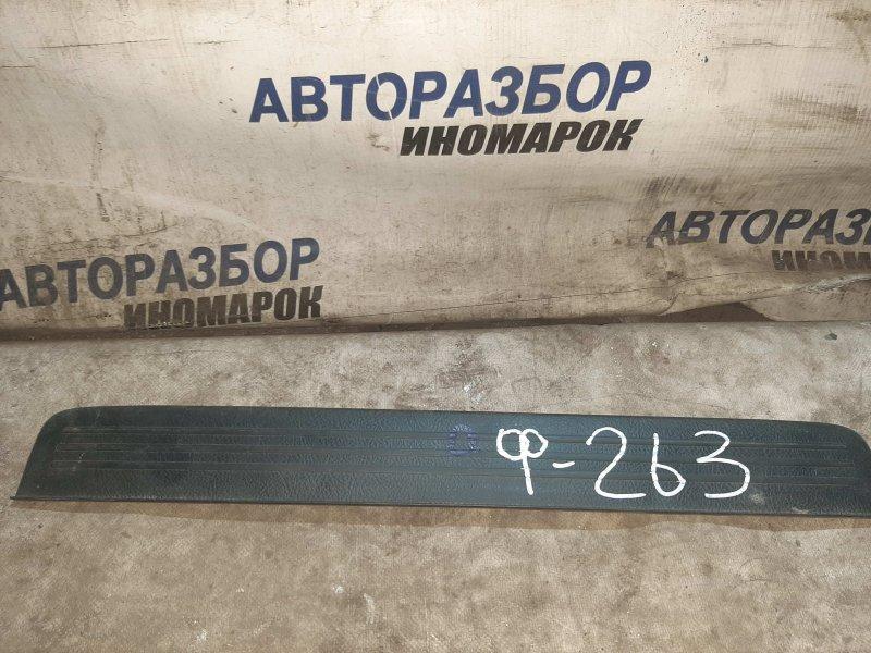 Накладка порога правая Toyota Allion AZT240 передняя (б/у)