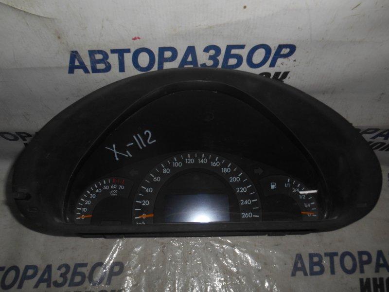 Панель приборов Mercedes-Benz C-Class W203 (б/у)