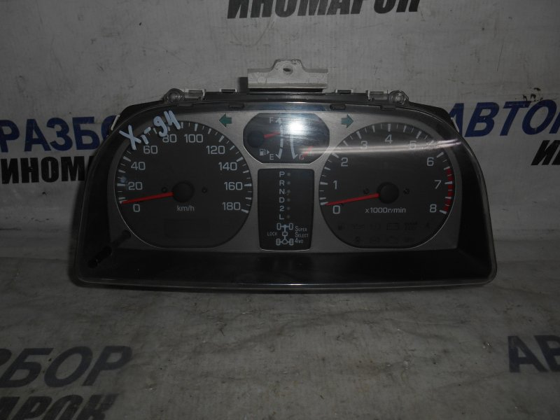 Панель приборов Mitsubishi Montero H65W (б/у)