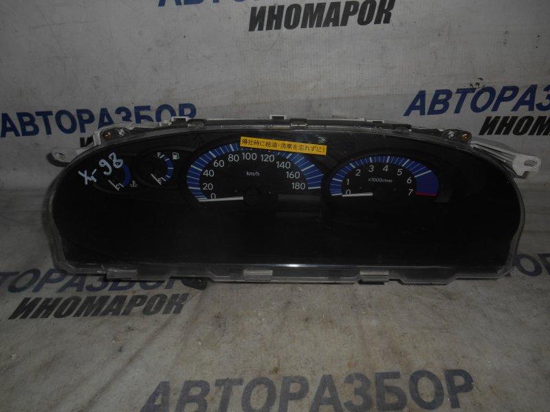 Панель приборов Toyota Estima ACR30 1MZFE (б/у)