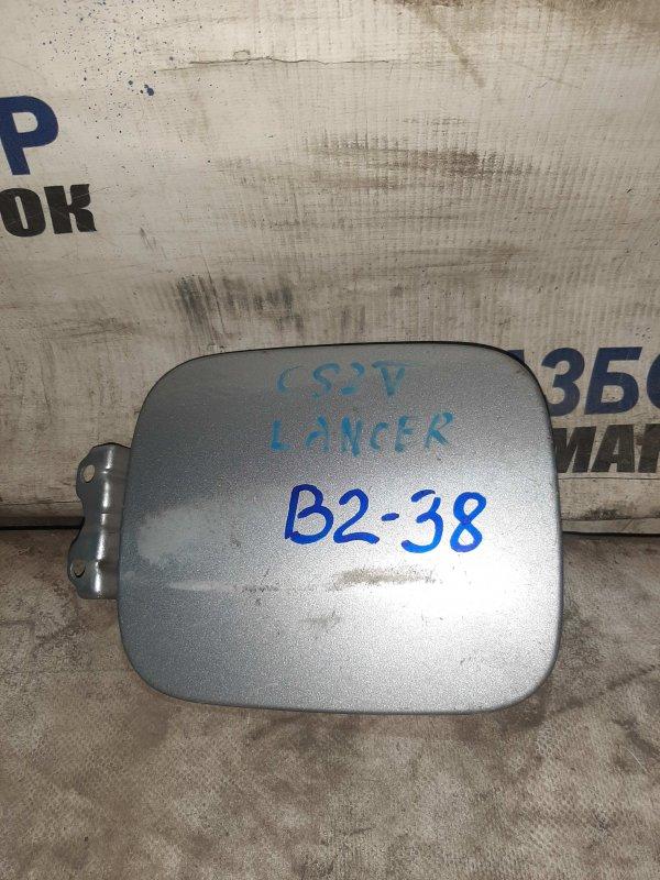 Лючок бензобака Mitsubishi Lancer Cedia CS2V задний (б/у)
