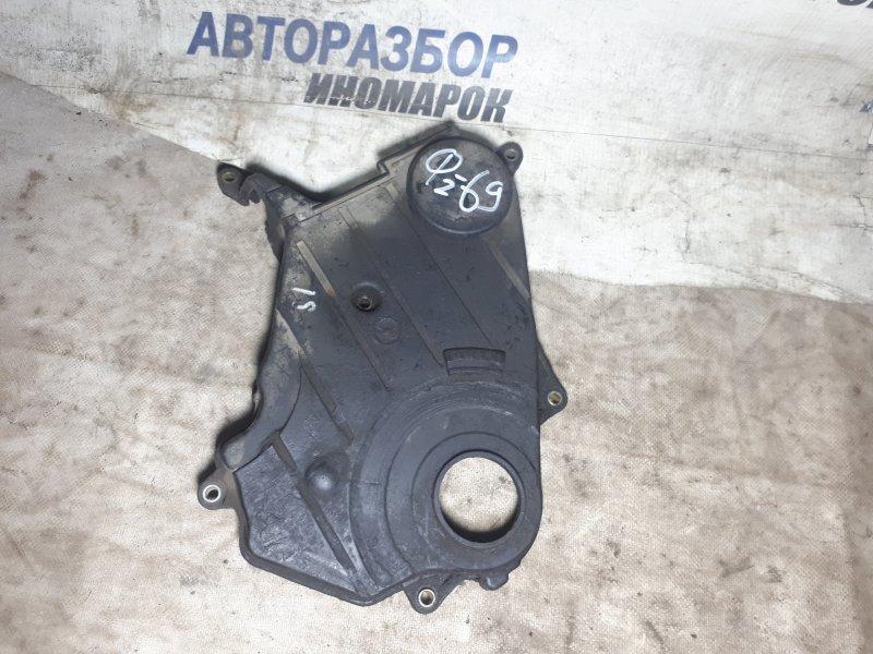 Кожух ремня грм Toyota Vista SV30 3SFE передний нижний (б/у)