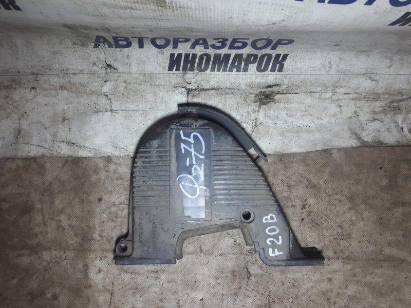 Кожух ремня грм Honda Accord CD5 20T2N14N передний верхний (б/у)