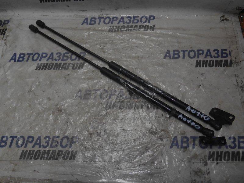 Амортизатор багажника Opel Corsa S07 задний (б/у)