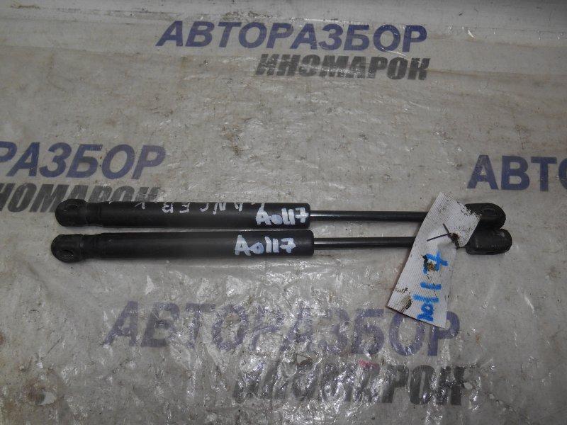 Амортизатор багажника Mitsubishi Galant Fortis CY1A задний (б/у)