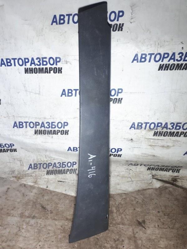 Накладка двери задней левой Lada Priora 2170 задняя левая (б/у)