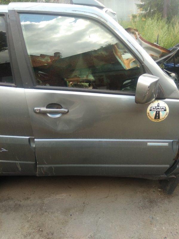 Дверь передняя правая Chevrolet Niva 21236 передняя правая (б/у)