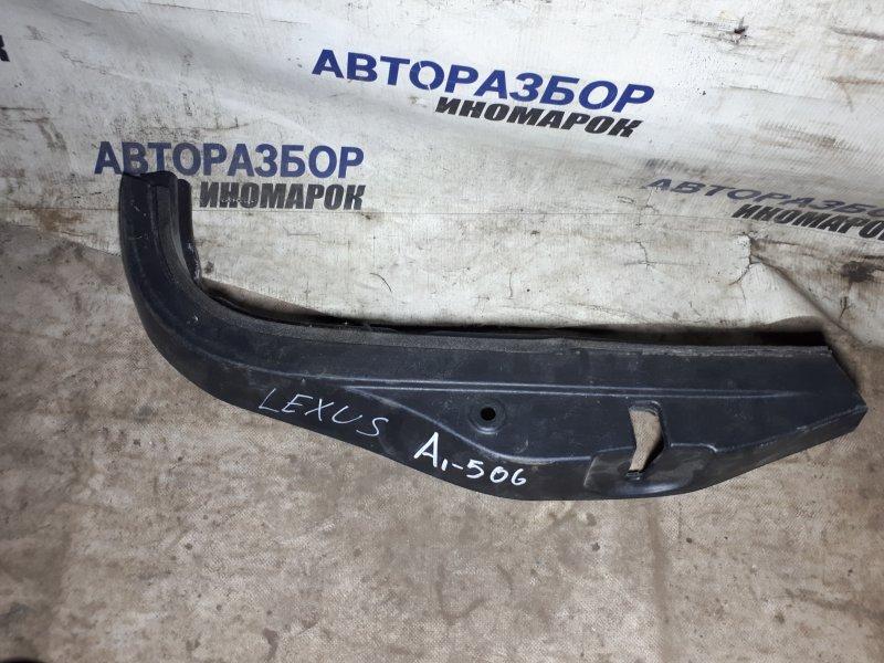 Накладка двери передней правой Lexus Gs300 GRS190 передняя правая (б/у)
