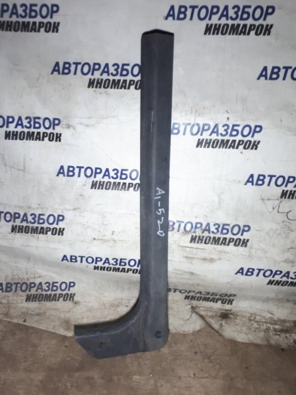 Накладка на порог Лада Приора 2170 передняя правая (б/у)