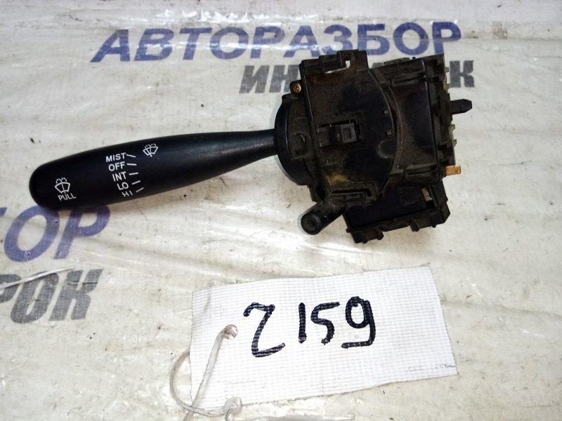 Переключатель стеклоочистителей Toyota Corolla Axio NCP10 передний левый верхний (б/у)