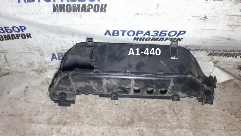 Консоль центральная Honda Fit GD1 передний левый нижний (б/у)