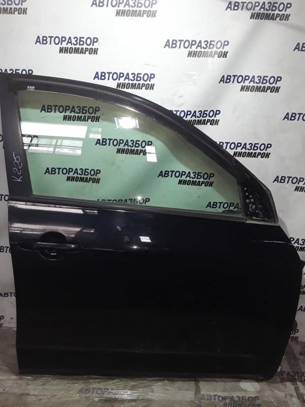 Дверь передняя правая Toyota Rav4 ACA30 передняя правая (б/у)