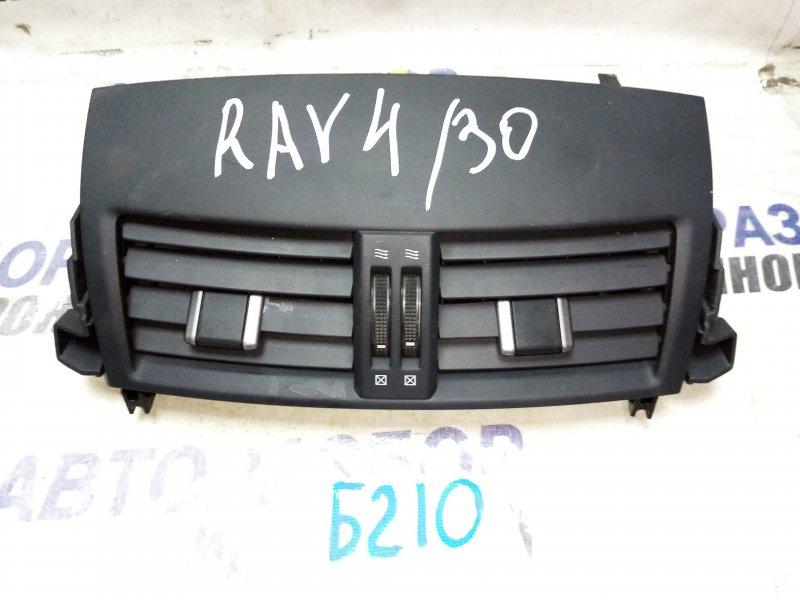 Дефлектор воздушный Toyota Rav4 ACA30 передний верхний (б/у)