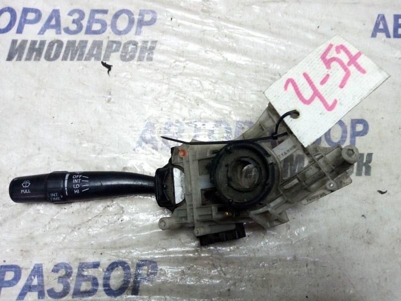 Переключатель стеклоочистителей Toyota Corolla AE110 передний правый верхний (б/у)