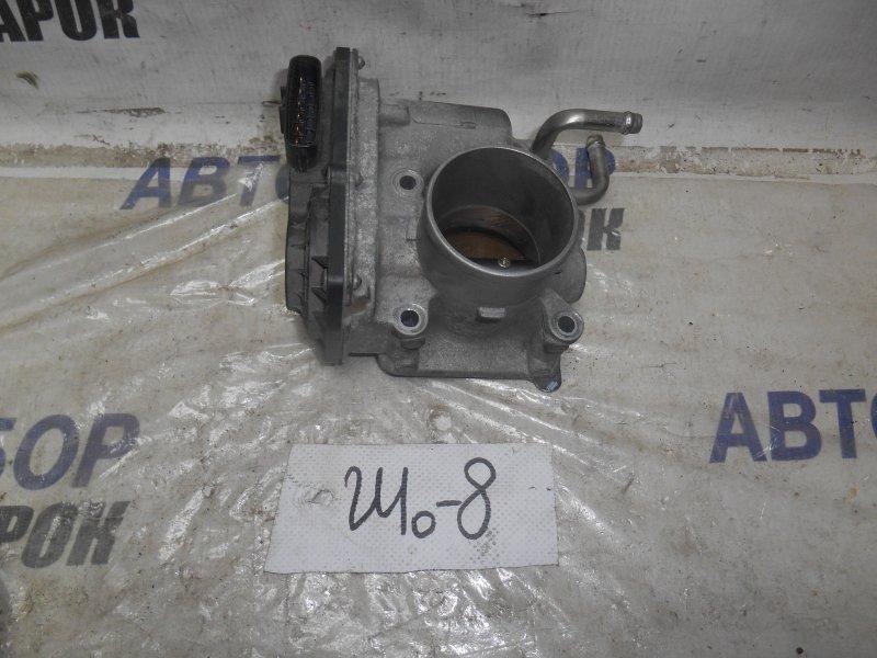 Заслонка дроссельная Mitsubishi Colt Plus Z25A 4G19 передняя (б/у)