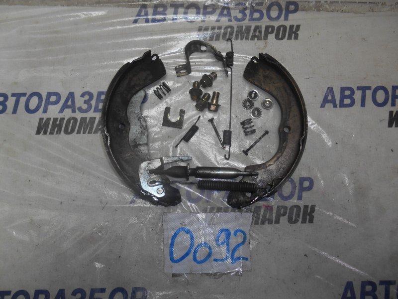 Механизм стояночного тормоза задний правый Mitsubishi Bravo CS1A задний правый нижний (б/у)