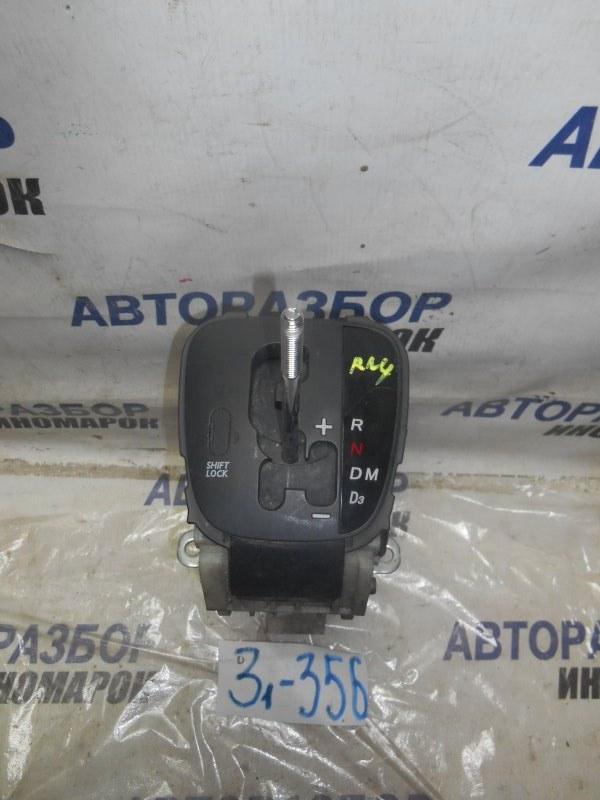 Селектор акпп Honda Stream RN1 передний нижний (б/у)