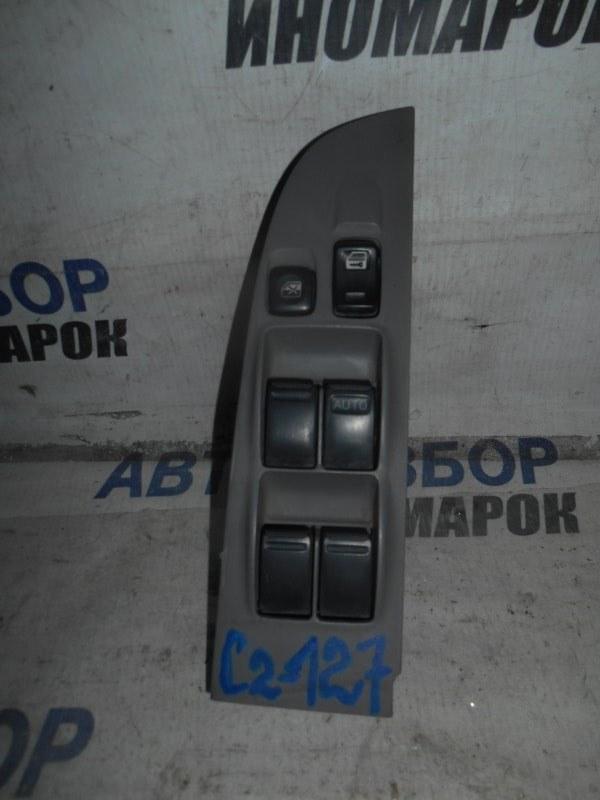 Блок управления стеклоподъемниками Nissan Sunny B15 передний правый (б/у)