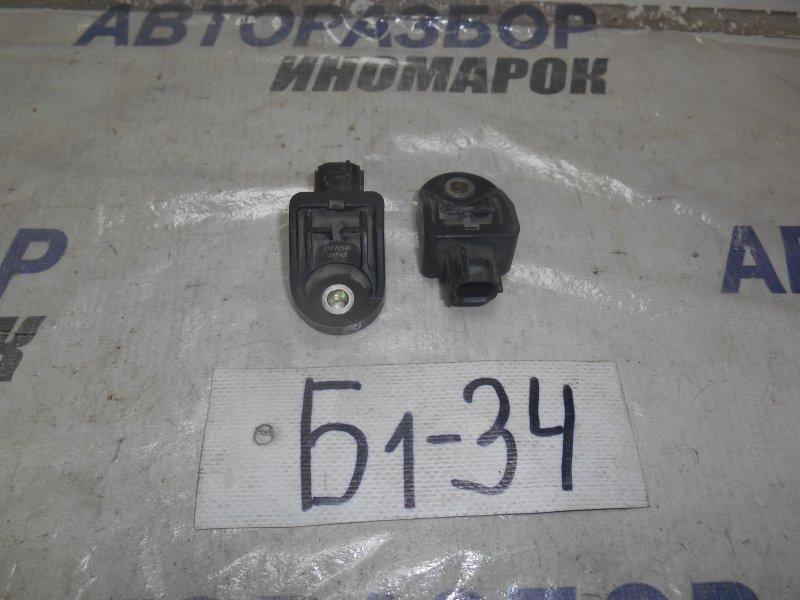Датчик airbag Toyota Rav4 ACA30 передний (б/у)