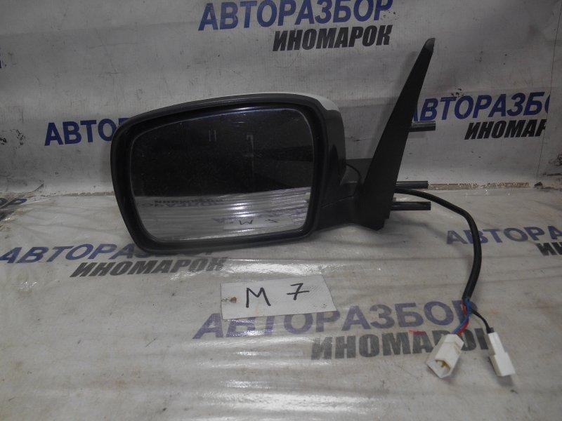 Зеркало левое Chevrolet Niva 21236 переднее левое (б/у)