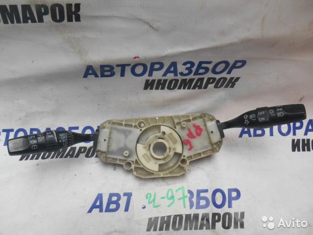 Блок подрулевых переключателей Honda Avancier RA6 передний правый (б/у)