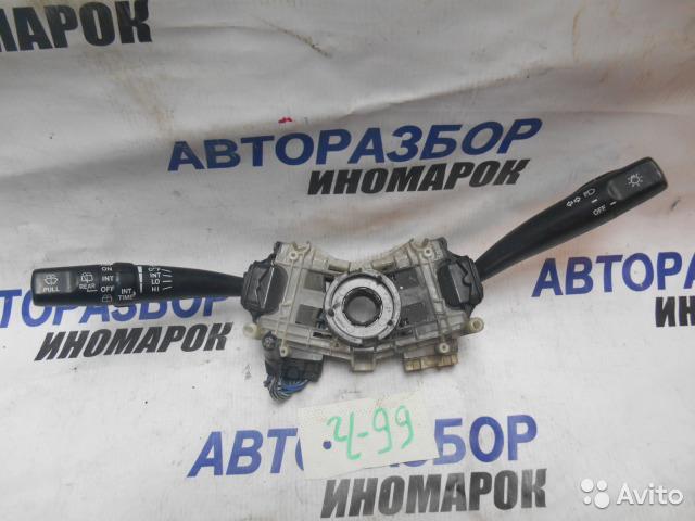 Блок подрулевых переключателей Toyota Corolla Ii CR40 передний правый верхний (б/у)