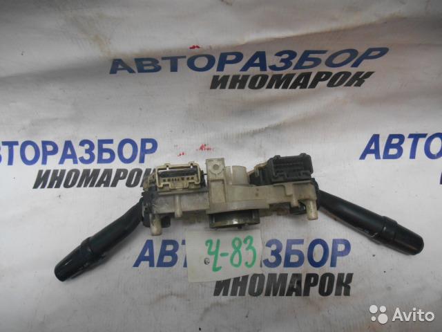 Блок подрулевых переключателей Toyota Chaser GX100 передний правый (б/у)