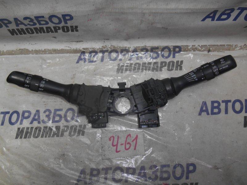 Блок подрулевых переключателей Toyota Rav4 ACA30 передний левый верхний (б/у)
