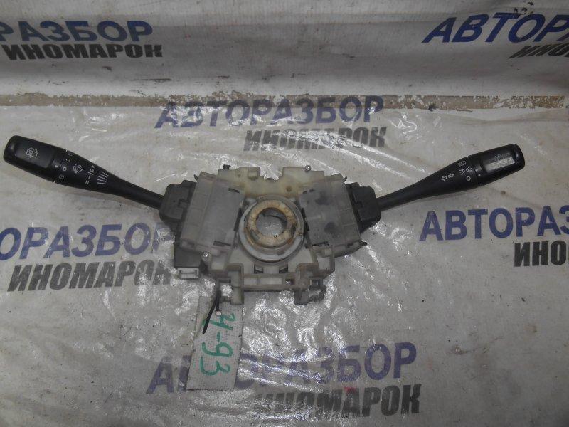 Блок подрулевых переключателей Mitsubishi Montero H65W передний правый (б/у)