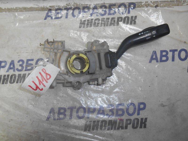 Переключатель поворотов Mazda Demio DW3W передний правый верхний (б/у)