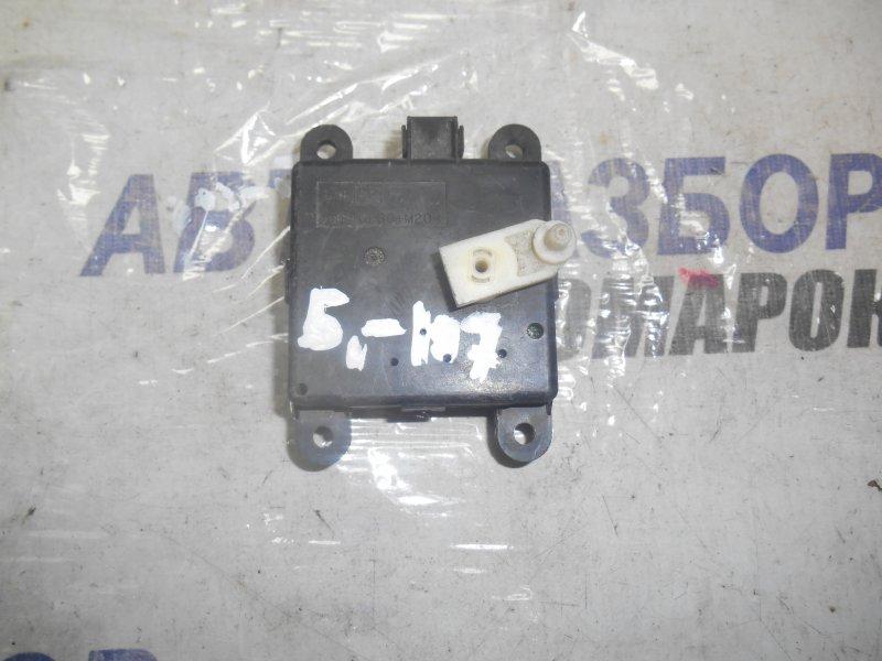 Сервопривод заслонок печки Nissan Bluebird Sylphy HP12 передний (б/у)