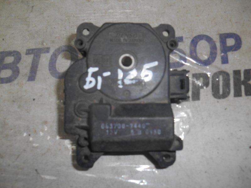 Сервопривод заслонок печки Toyota Tc NZE127 передний (б/у)