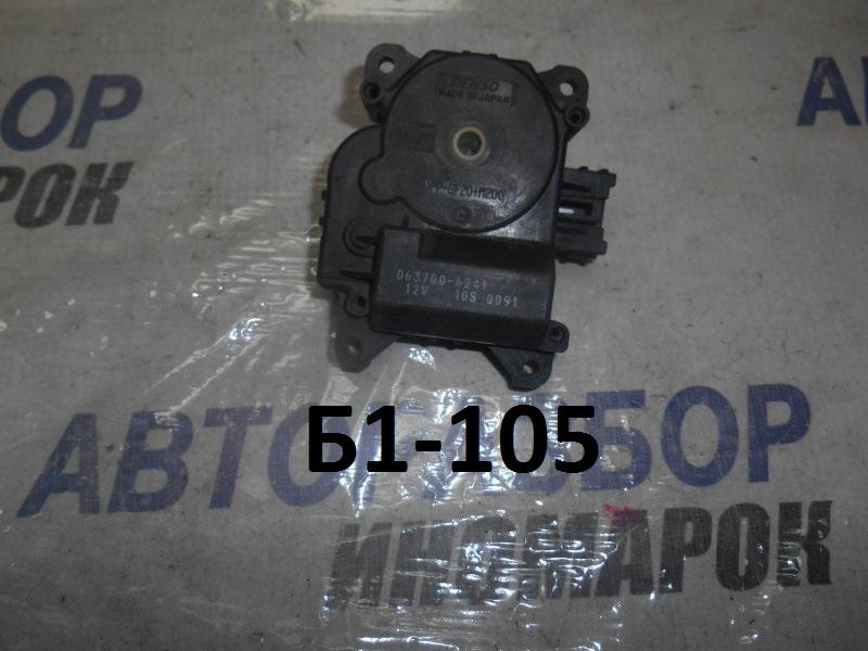 Сервопривод заслонок печки Toyota Carina AT210 передний (б/у)