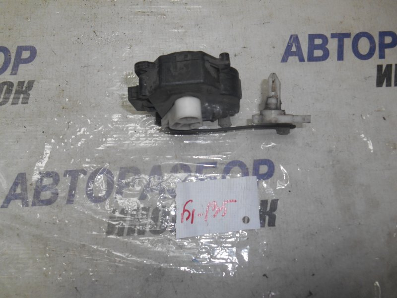 Сервопривод заслонок печки Toyota Corona Premio AT210 передний (б/у)