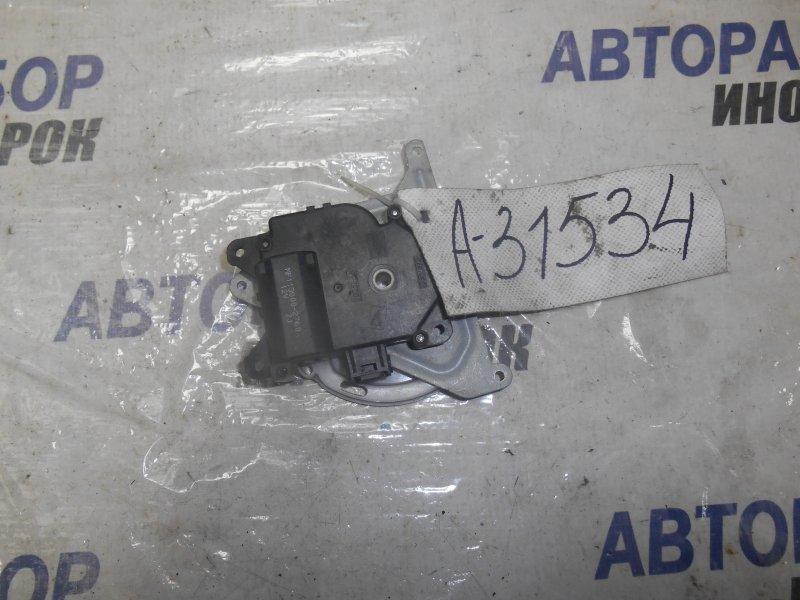 Сервопривод заслонок печки Toyota Avensis ADT251 передний (б/у)