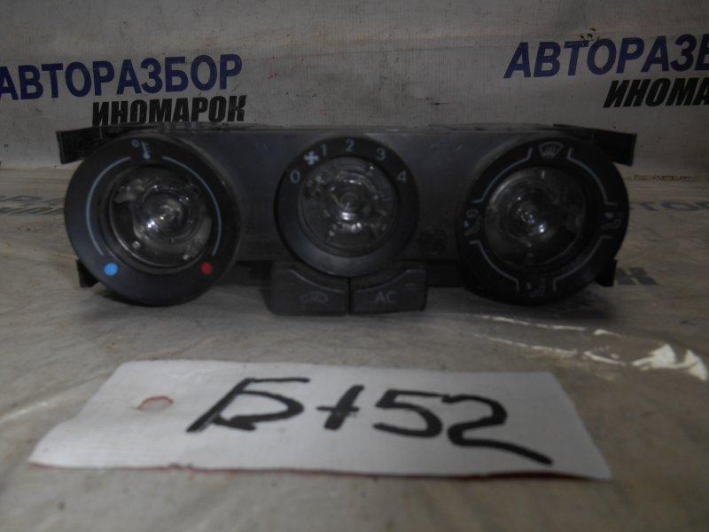 Блок управления климат-контролем Volkswagen Polo 602 передний (б/у)