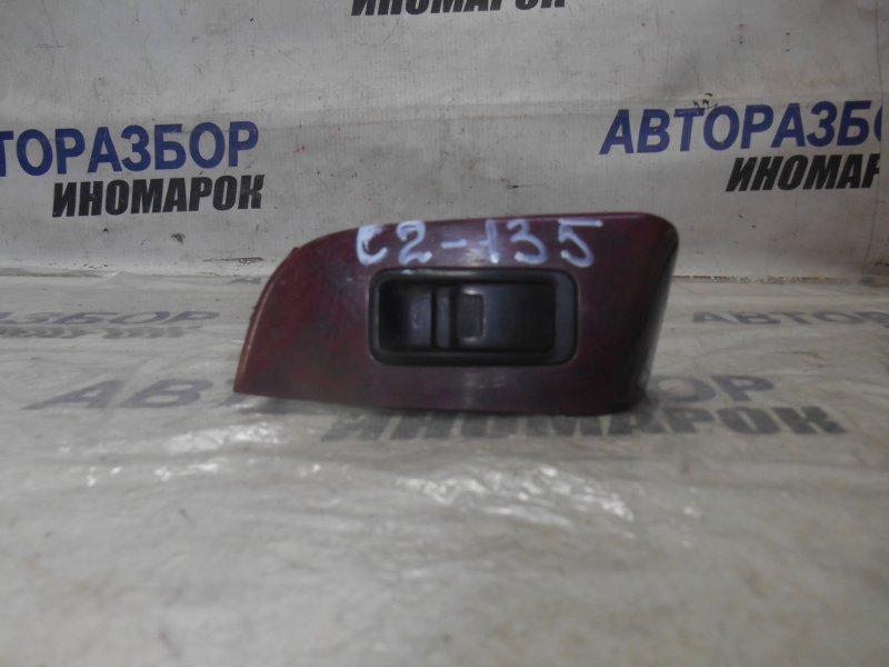 Кнопка стеклоподъемника Honda Accord CF3 левая (б/у)