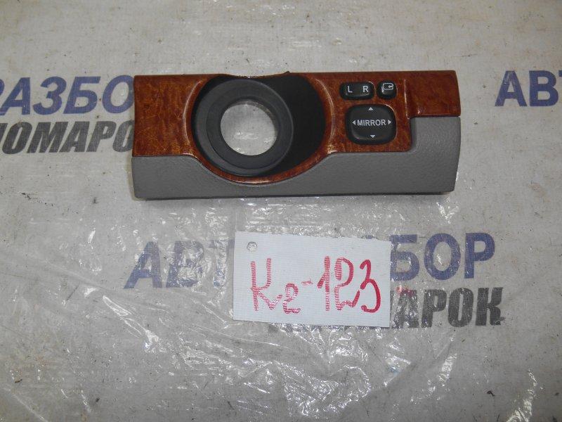 Блок управления зеркалами Toyota Mark Ii Wagon Blit GX110 передний правый (б/у)