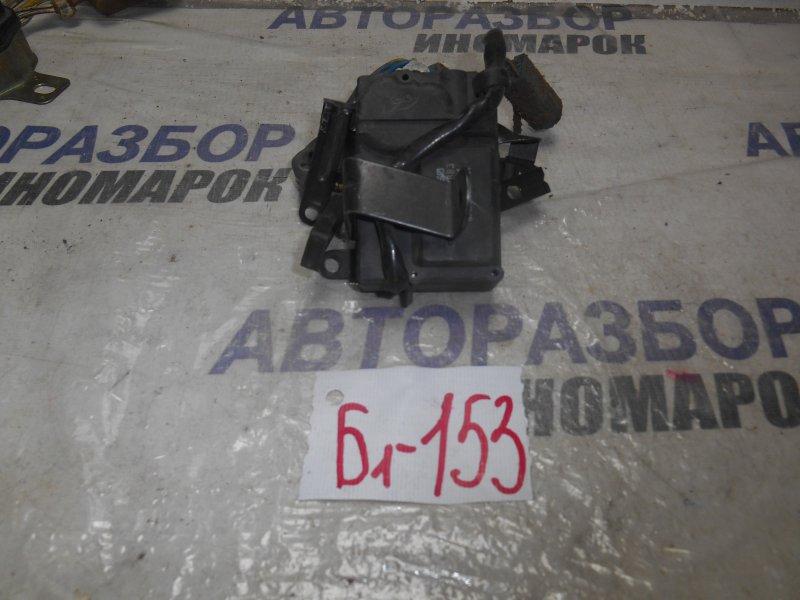 Сервопривод заслонок печки Toyota Starlet EP82 передний (б/у)
