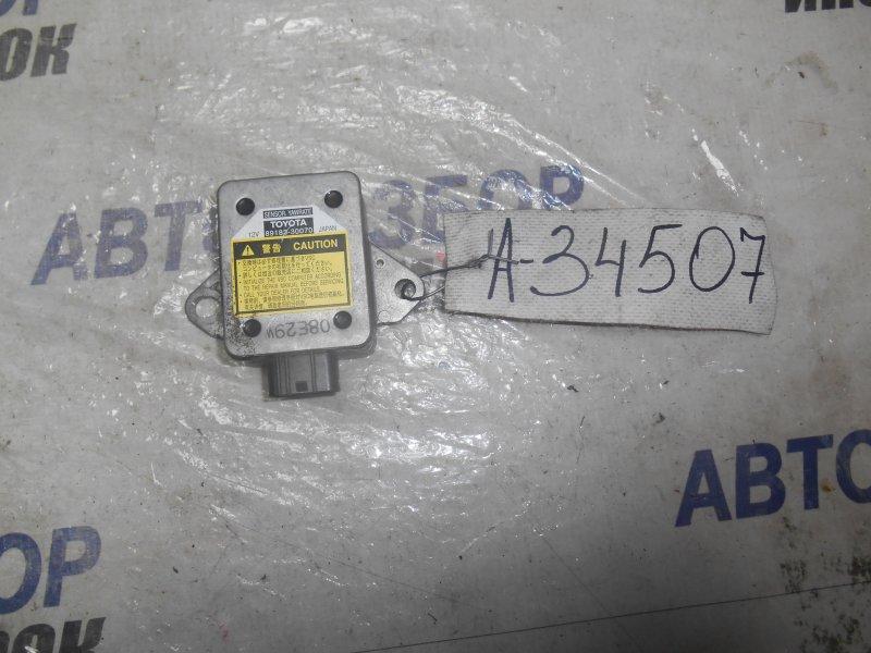 Датчик курсовой устойчивости Lexus Gs300 GRS190 (б/у)