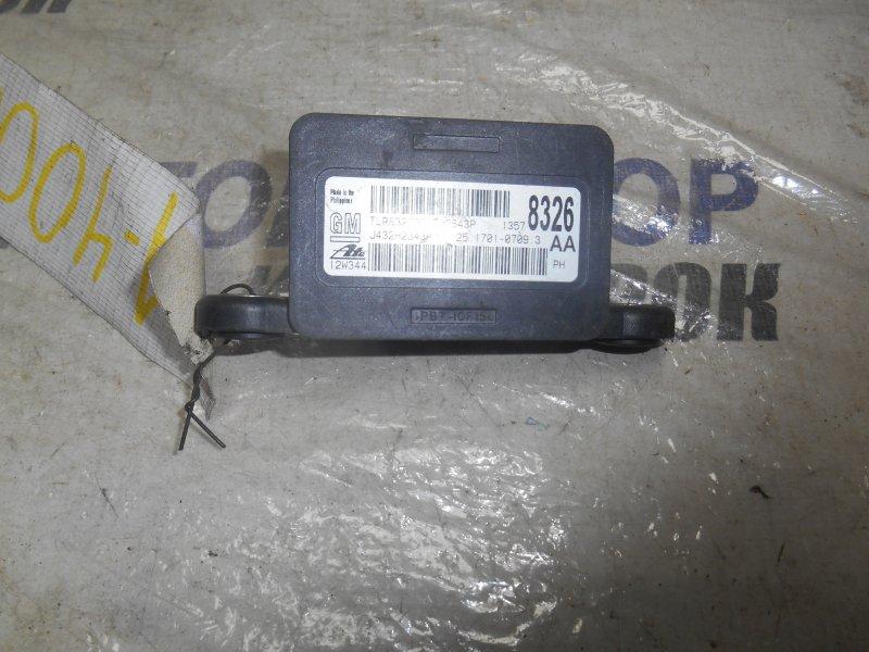 Датчик курсовой устойчивости Chevrolet Astra J300 (б/у)