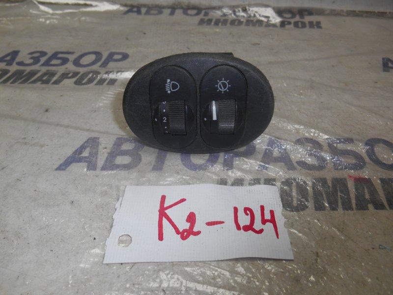 Кнопка регулировки фар Chevrolet Niva 21236 (б/у)