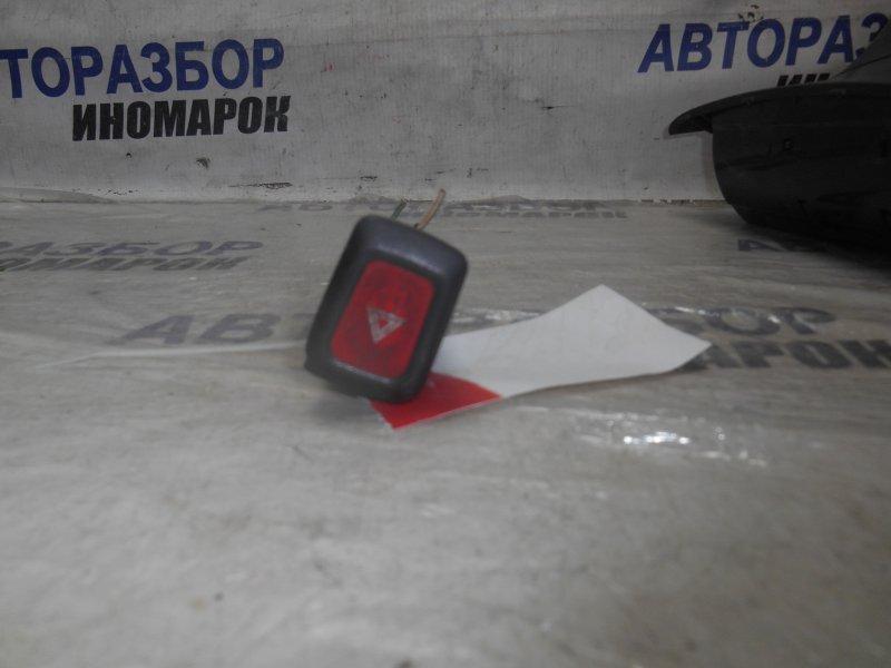 Кнопка аварийной сигнализации Nissan Almera N16 передняя (б/у)