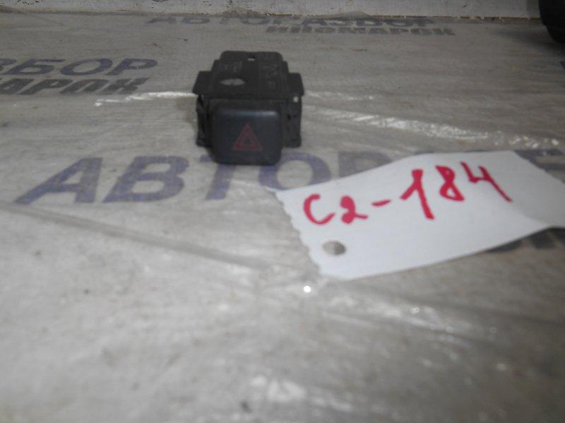Кнопка аварийной сигнализации Toyota Chaser GX90 передняя (б/у)