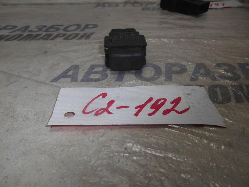 Кнопка аварийной сигнализации Toyota Corolla AE110 передняя (б/у)