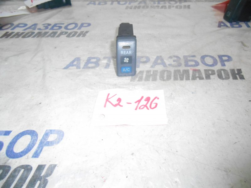 Кнопка включения кондиционера Toyota Lite Ace CR31 (б/у)