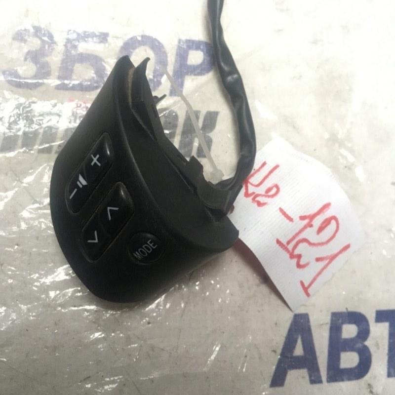 Кнопки управления на руль Tayota Rav4 ACA20 передние левые верхние (б/у)