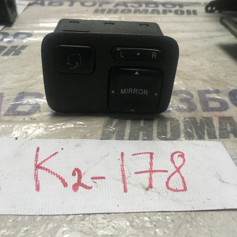 Блок управления зеркалами Toyota Mark Ii GX90 передний правый (б/у)