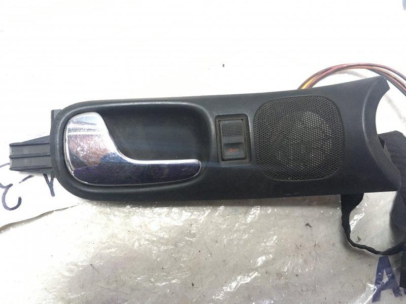 Ручка двери внутренняя Audi A4 B5 передняя левая верхняя (б/у)