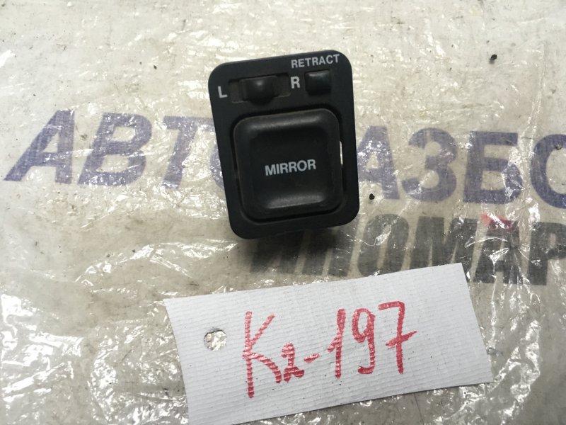 Блок управления зеркалами Honda Ballade EL1 передний (б/у)